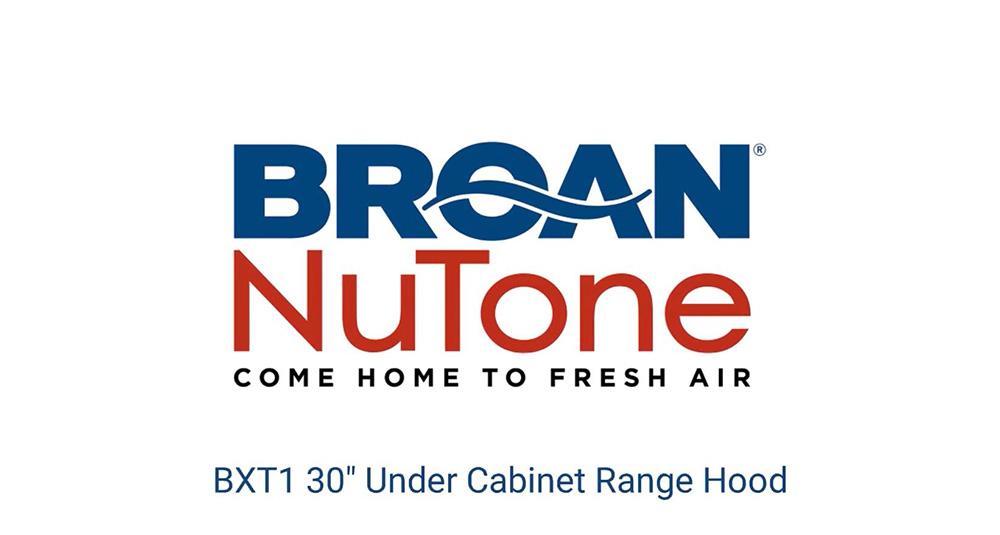 BXT1 Series Range Hoods