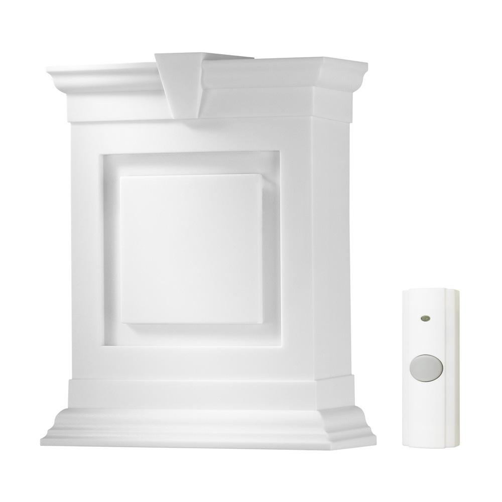 LA553WH Wireless Doorbell