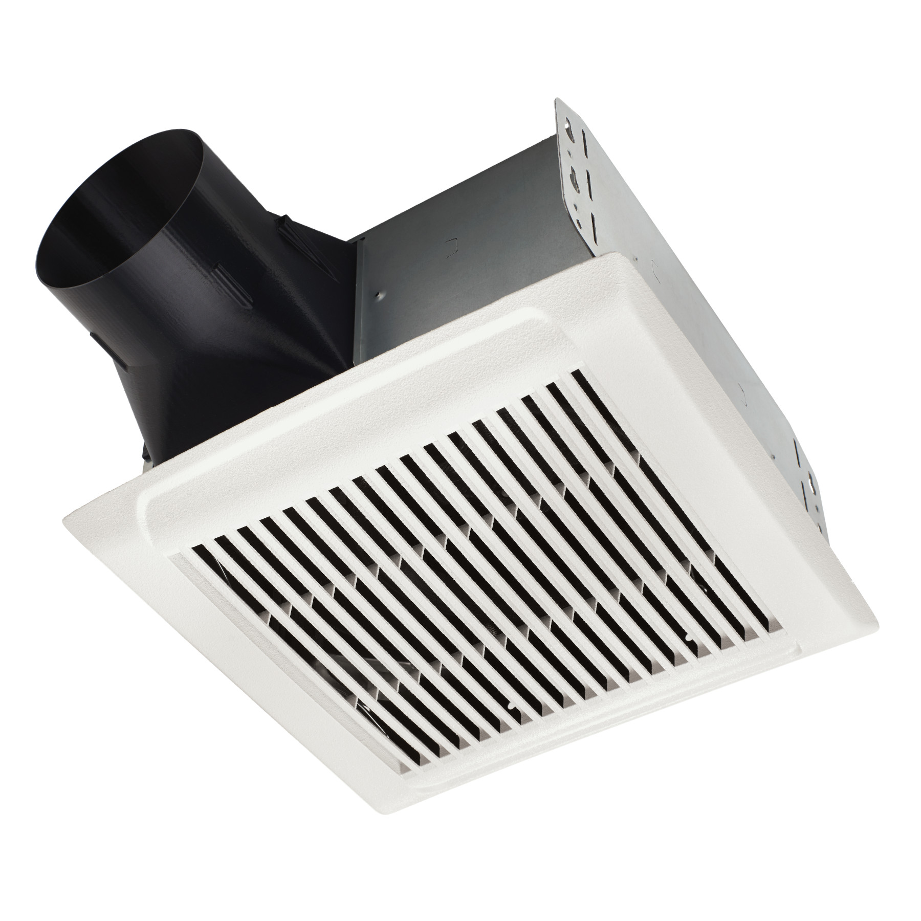 Flex Series 50 CFM Ceiling Room Side Installation Bathroom Exhaust Fan, ENERGY STAR*