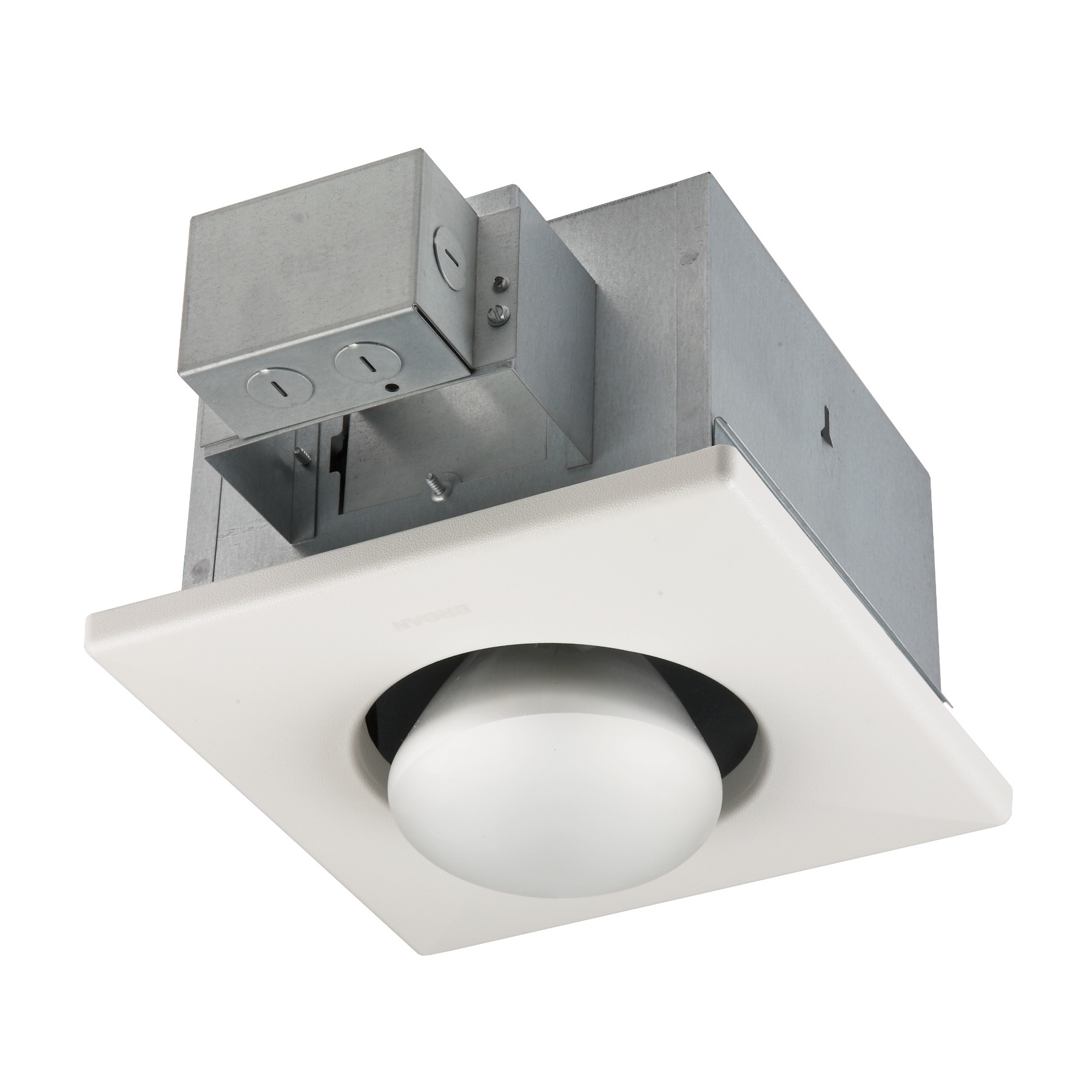 Bath And Exhaust Ventilation Fans With Lights