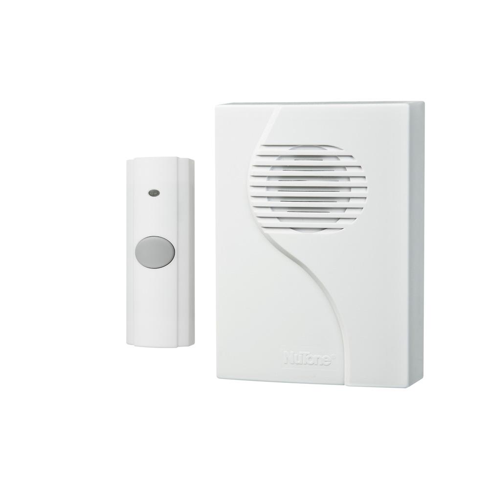 LA223WH Plug-In Doorbell