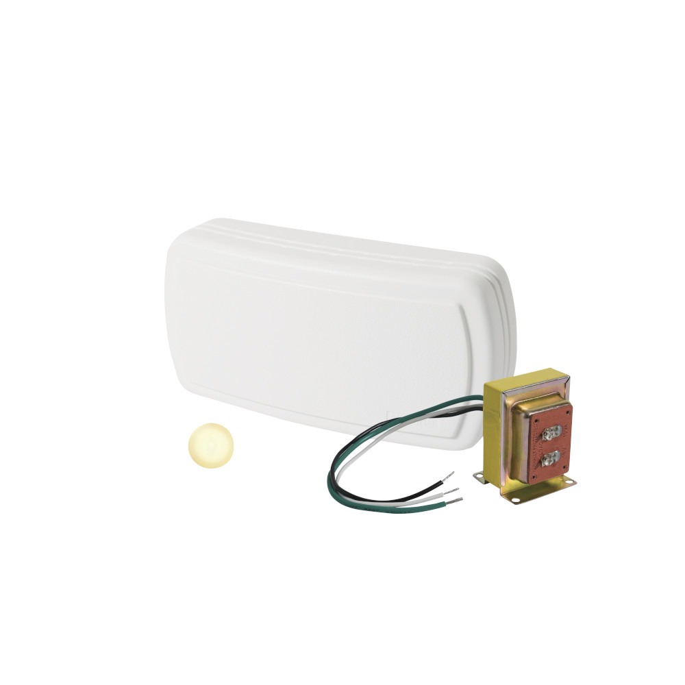Builder Kit Doorbell with Lighted Pushbutton