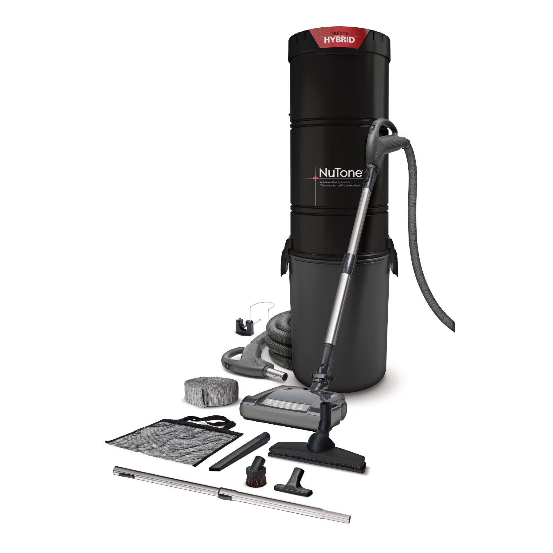 NuTone® 700 Air Watt Central Vacuum System with Electric Tools