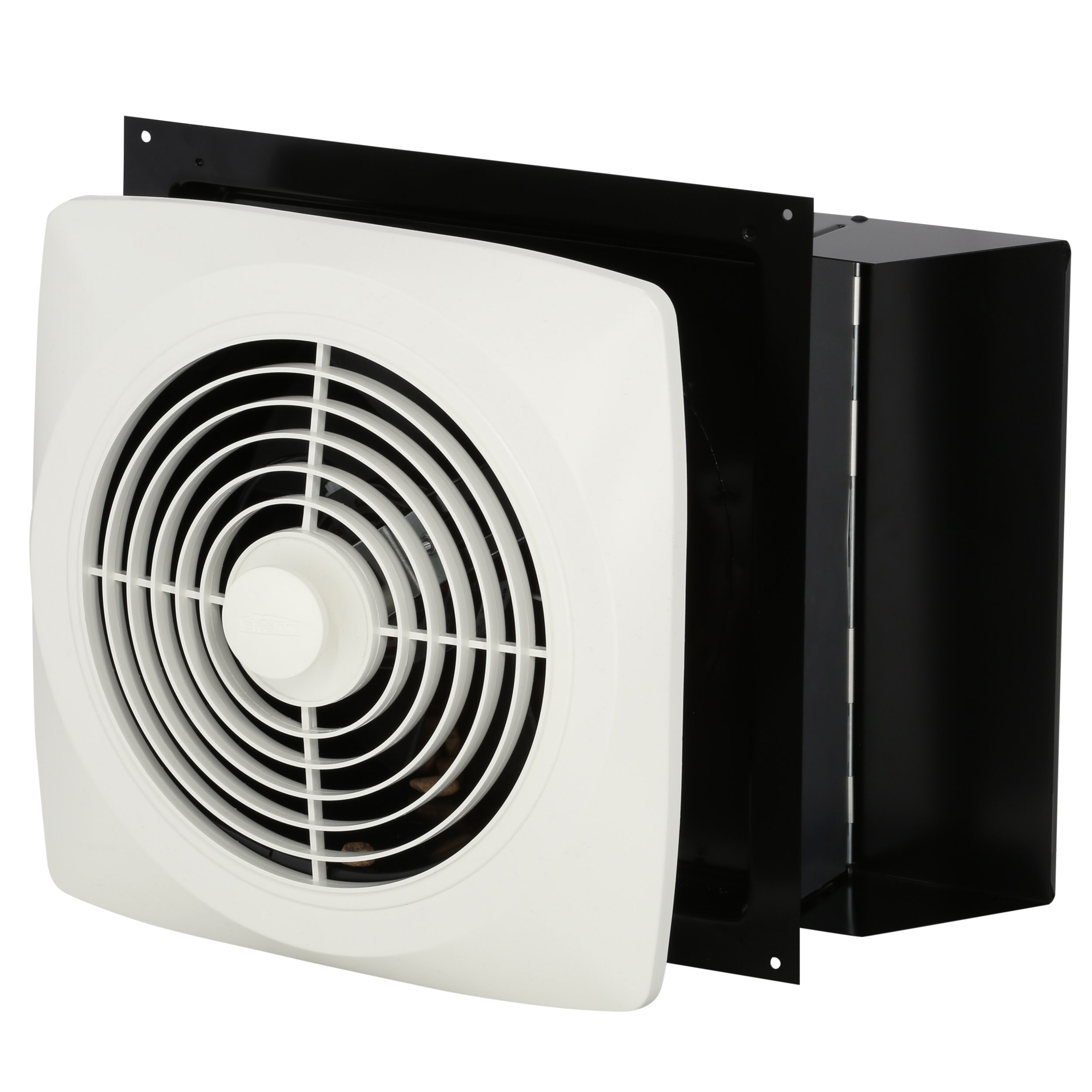 Broan® 10-Inch Through Wall Exhaust Vent Fan, 270 CFM