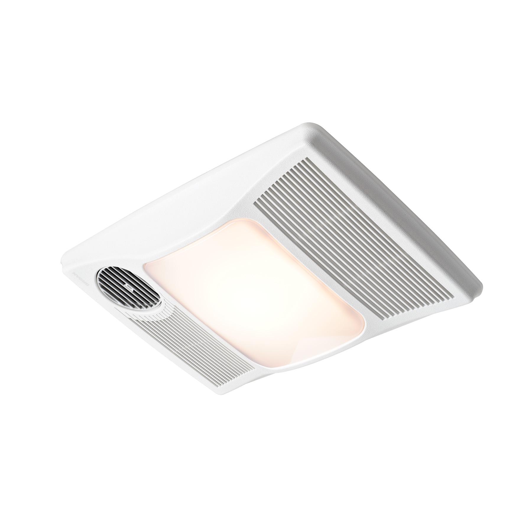 100hfl Broan Heater Fan Light 100 Cfm Ventilation Fan 1500w Heater 27w Fluorescent Light 2 0 Sones