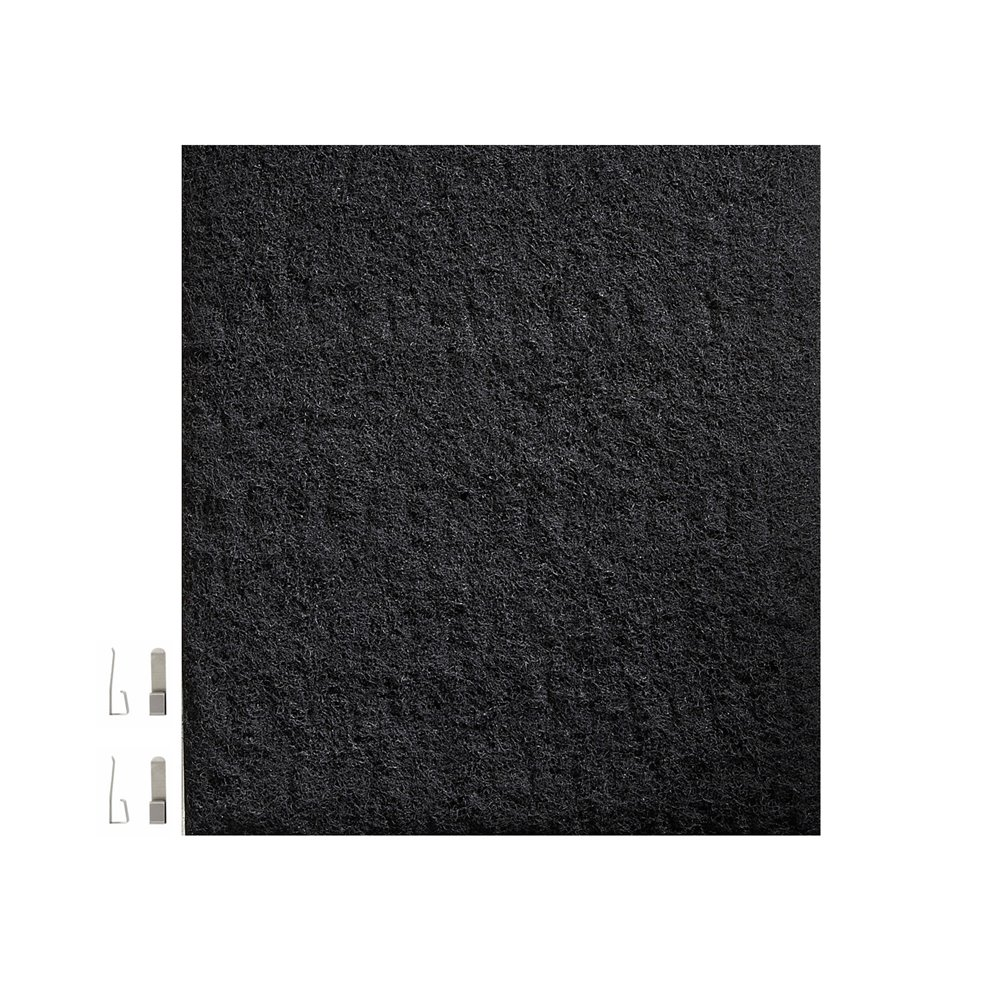 Ductless Replacement Charcoal Filter for AR1 Series Range Hoods - 10.50-In. x 10.875-In.