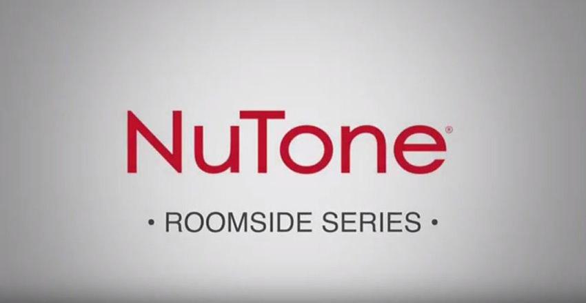 NuTone Roomside Series Bathroom Ventilation Fan Installation Video