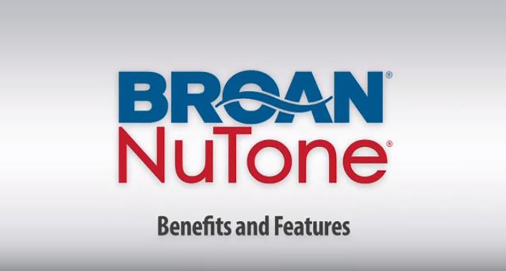 Broan EZ Fit Features and Benefits - Ventilation Fans