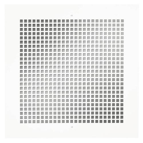 Ensemble de grille de métal de Broan-NuTone® pour les boîtiers de la série LoSone Select® L100, L200, L250 et L300
