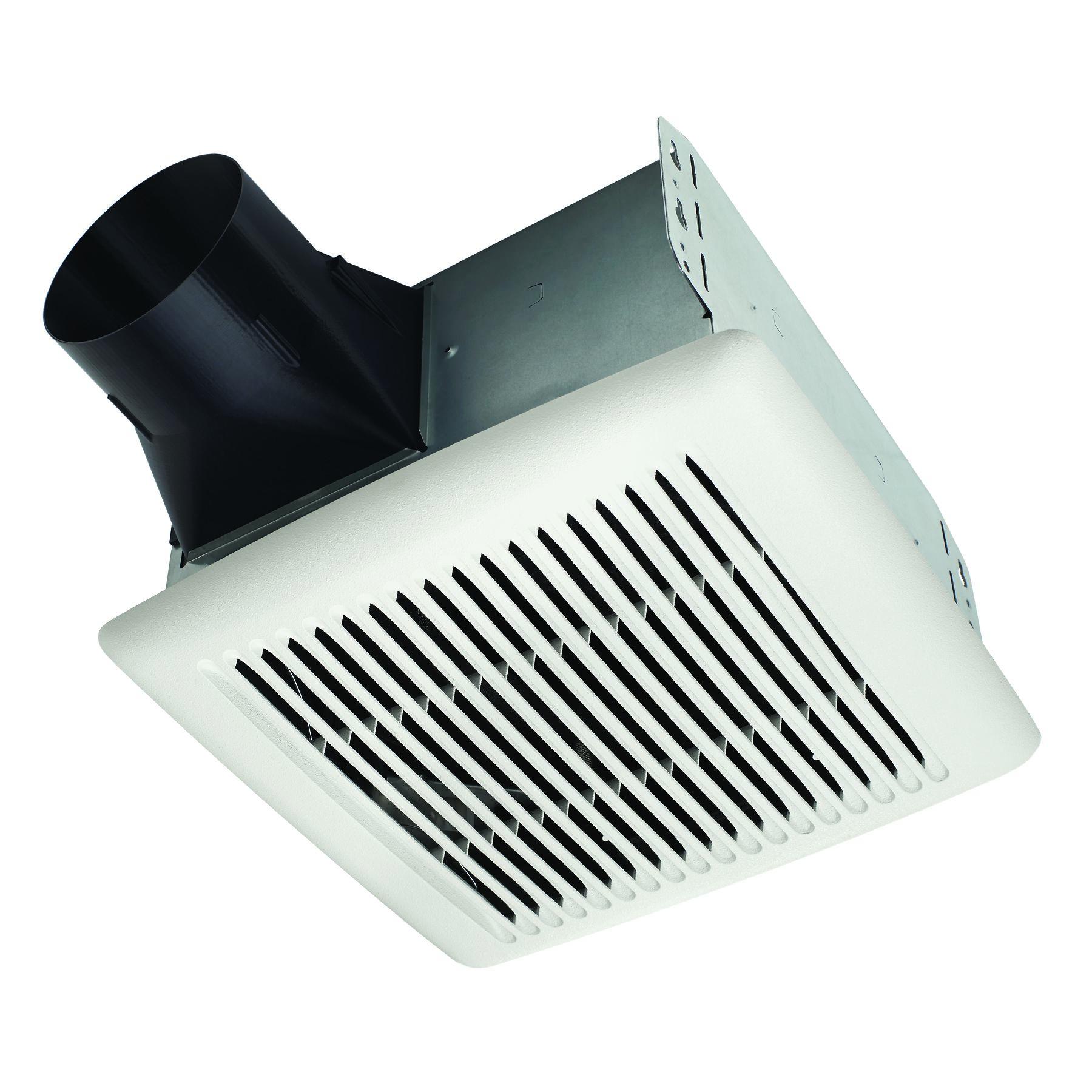 Broan® Ventilateur à détection d'humidité de 80 pi³/min, 0,8 sone