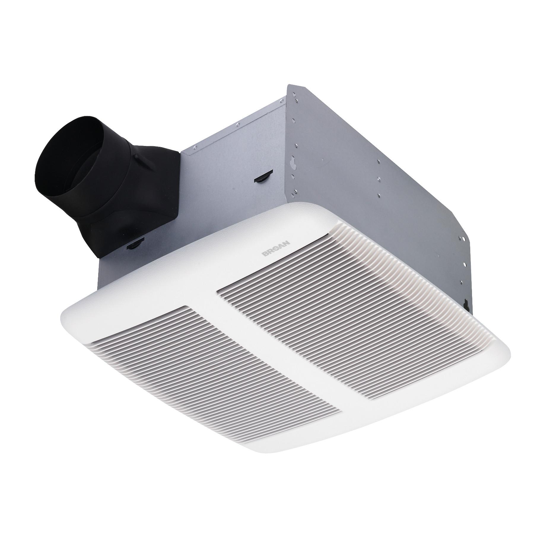 Broan® Sensonic™ Speaker 110 CFM Ventilation Fan with Bluetooth® | Wireless Technology, 1.0 Sones