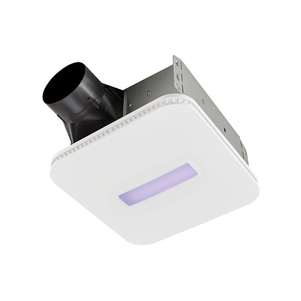 SurfaceShield™ Fan/Light with Vyv™ Antibacterial Light Technology