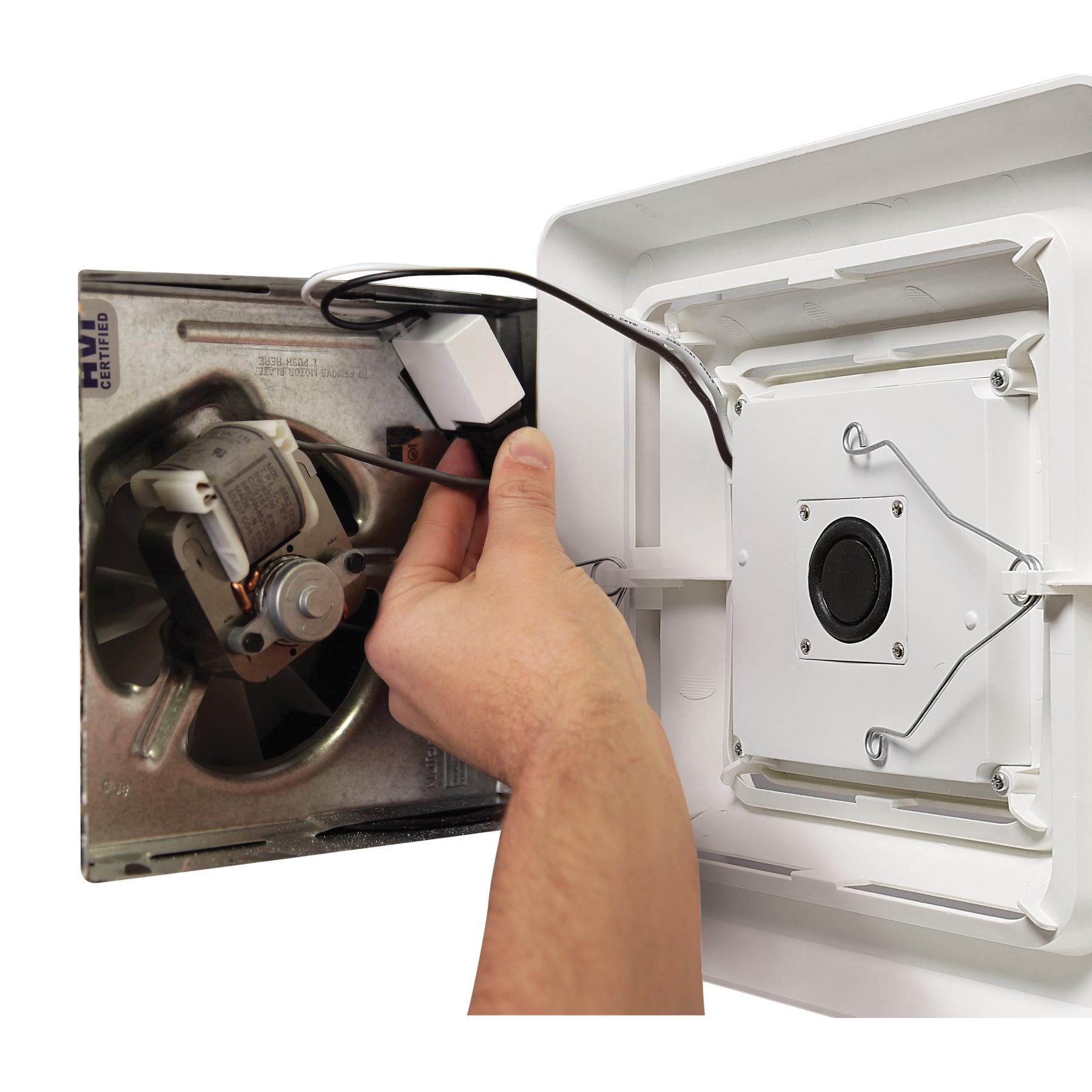 FG800SPKS Broan® Bluetooth™ Speaker Quick Install Bathroom ...