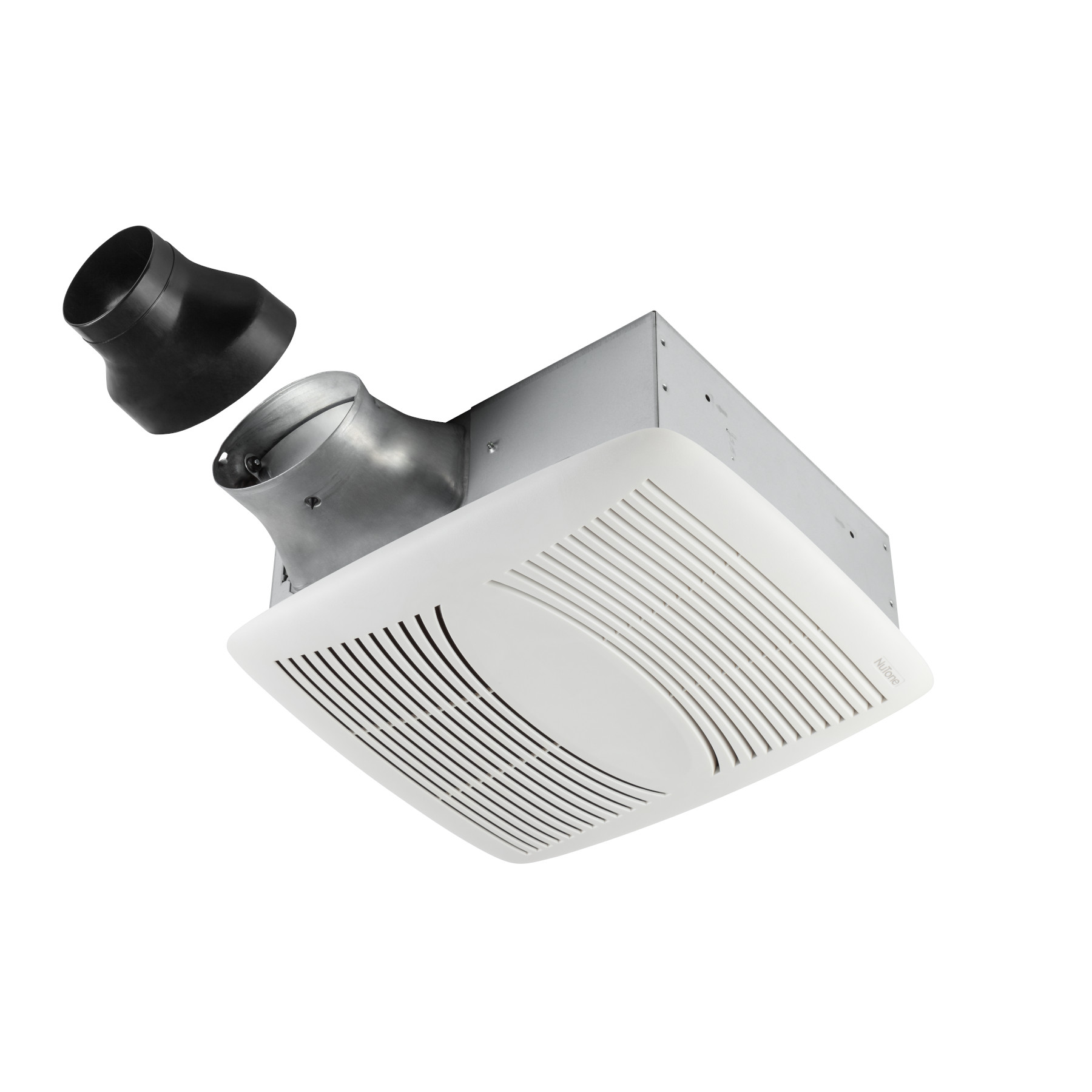 EZ Fit 80 CFM Ceiling Bathroom Exhaust Fan, ENERGY STAR®