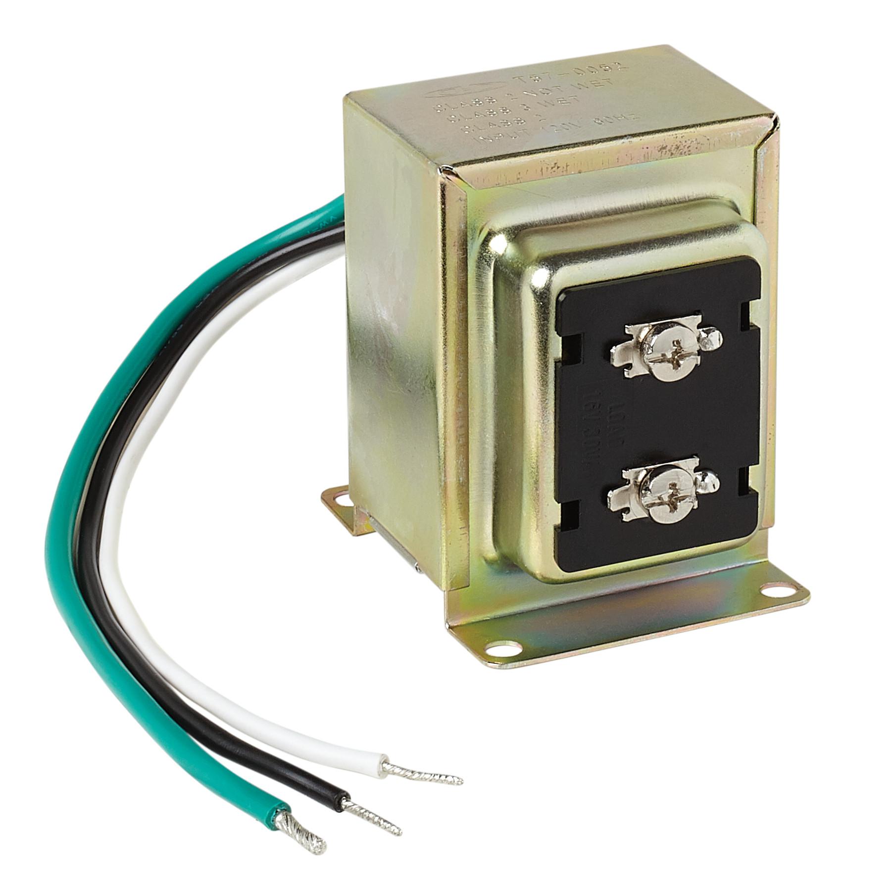 [DIAGRAM_1JK]  C907 NuTone® 16V, 30VA Doorbell Transformer | Broan Bell Wiring Diagram |  | Broan-NuTone