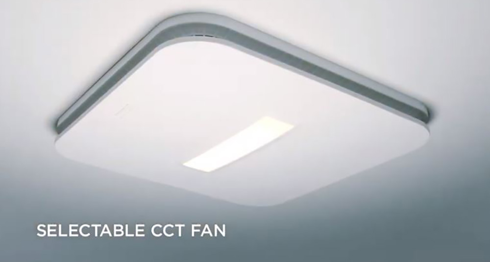 Selectable CCT LED Light