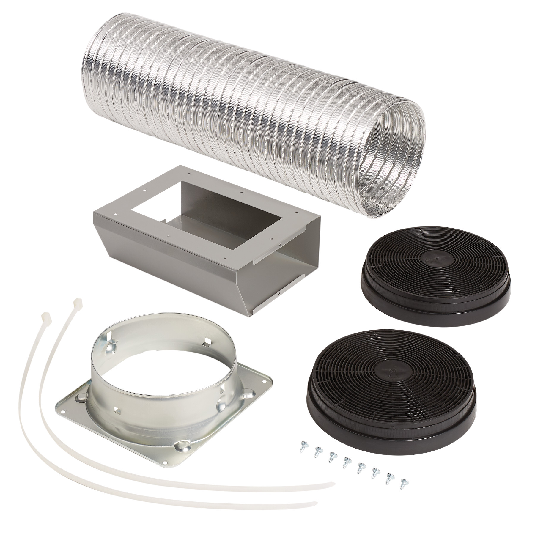 "Non-duct Kit for EW43, 24"", 30"", 36"" Hood"