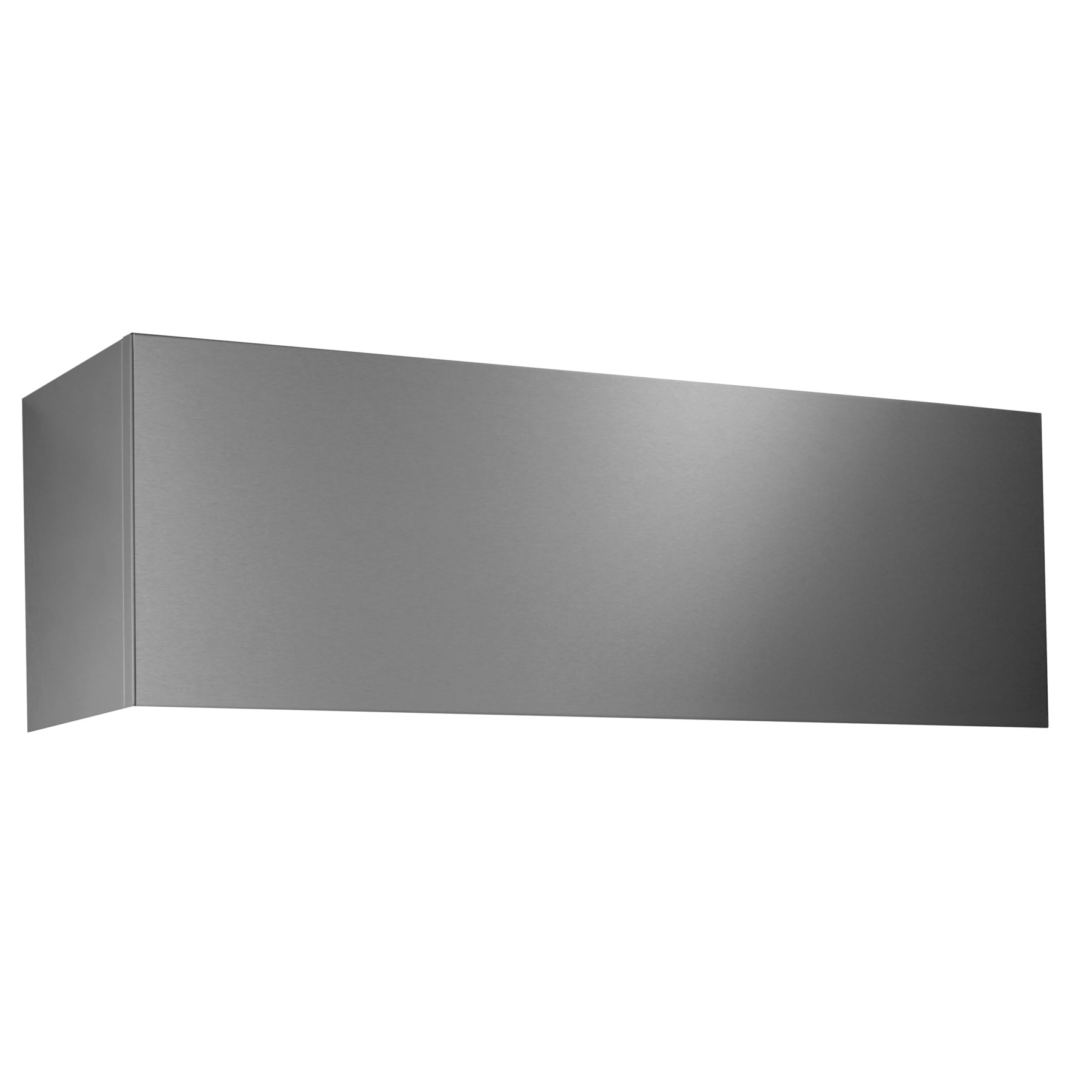 Optional Decorative Flue Extension for 42-Inch Broan® Elite E60000 Series Range Hoods in Stainless Steel