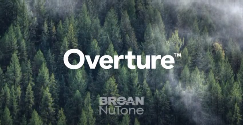 Introducing Overture Connected Indoor Air Quality System