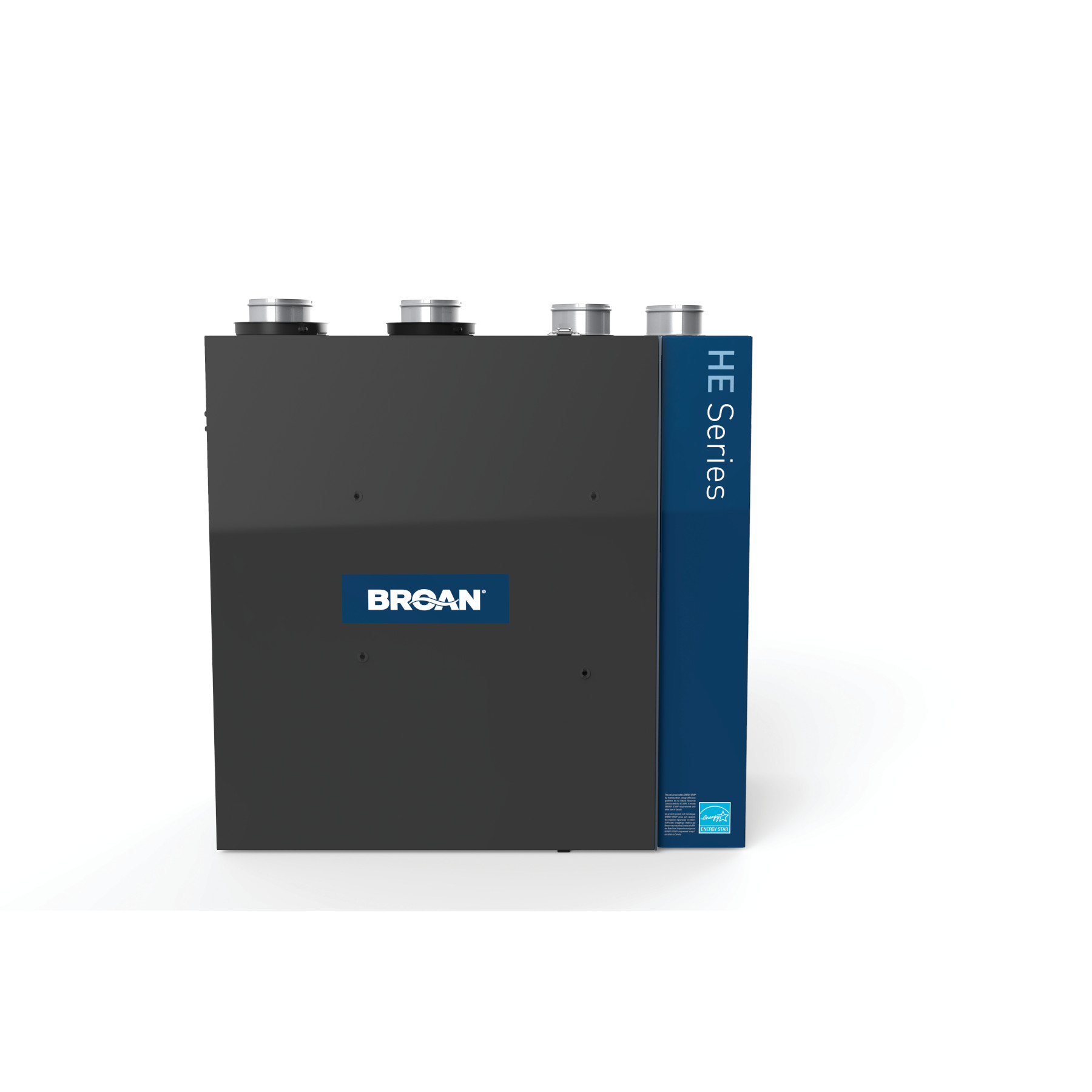 Broan® HE Series Energy Recovery Ventilator, 241 CFM at 0.4 in. w.g.