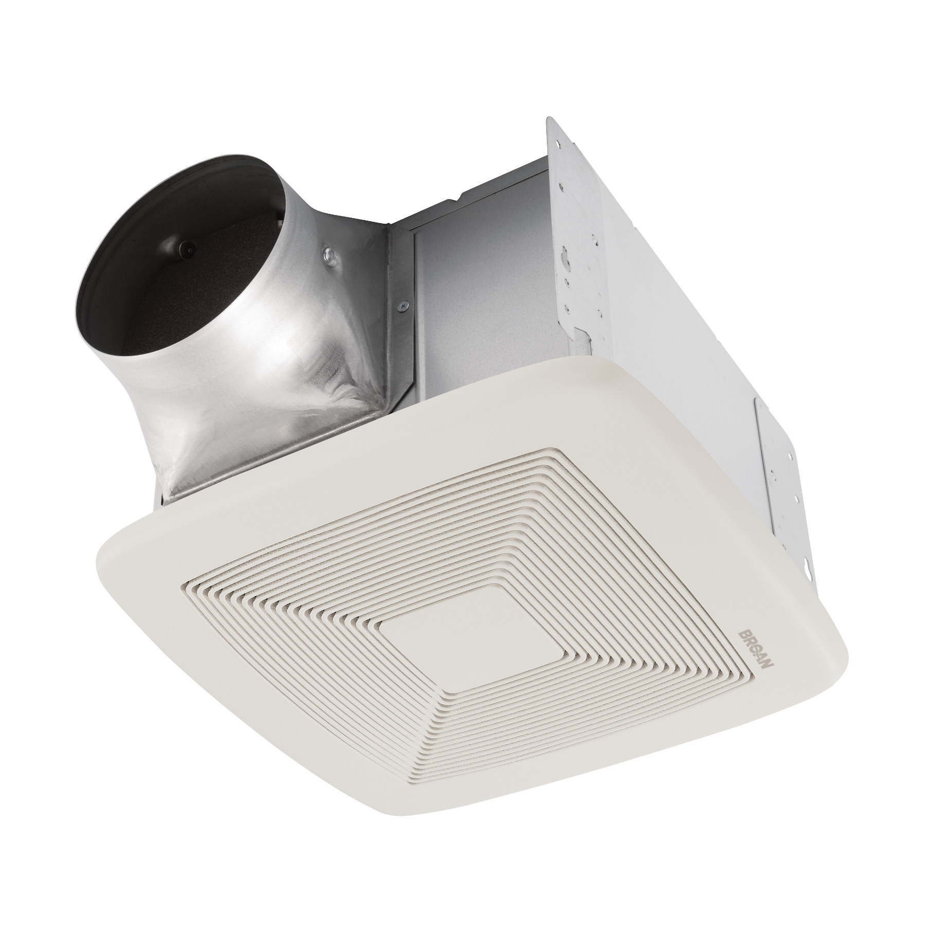 Broan® QTXE Series 150 CFM Ventilation Fan, 1.4 Sones; ENERGY STAR® Certified
