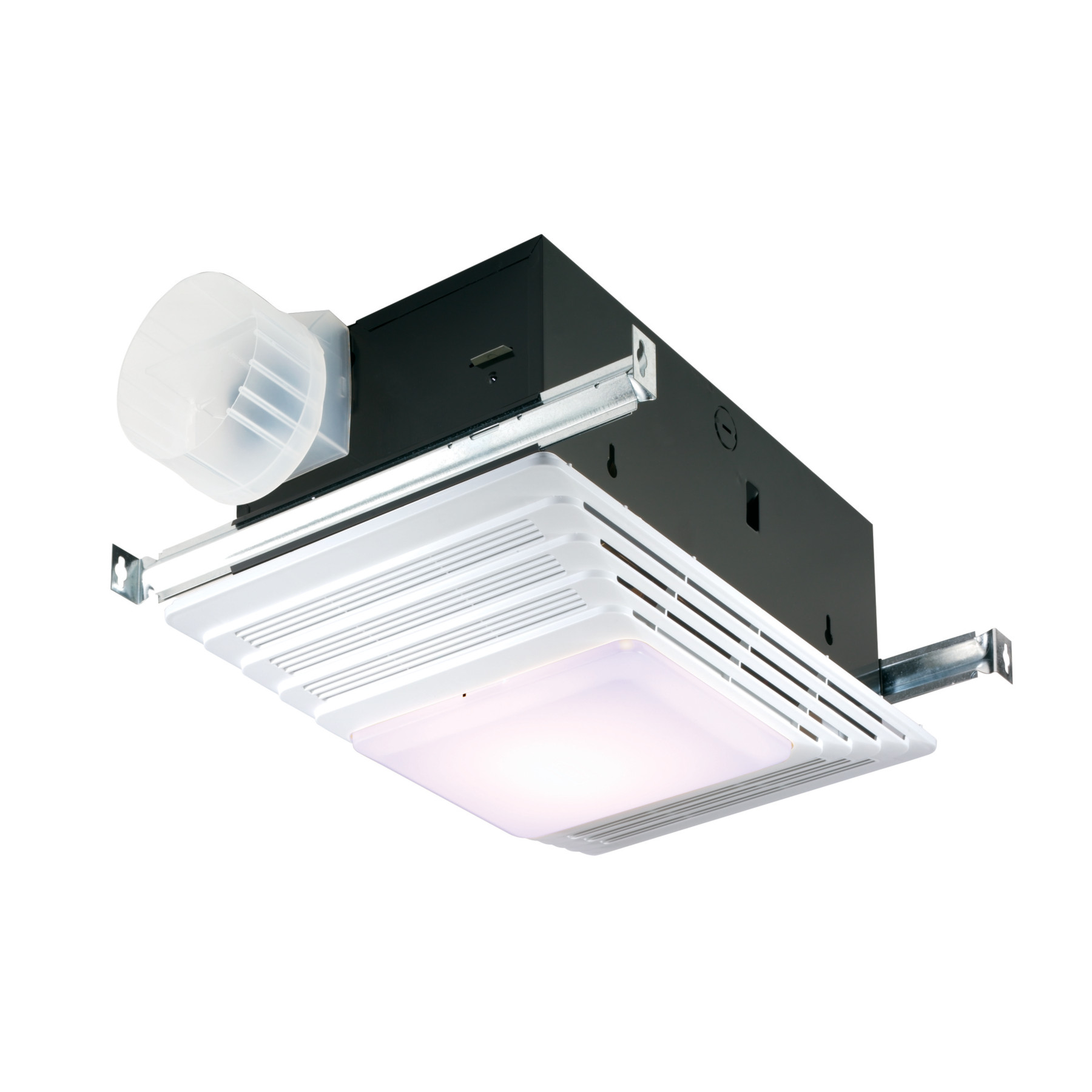 Bath And Exhaust Ventilation Fans With Heaters