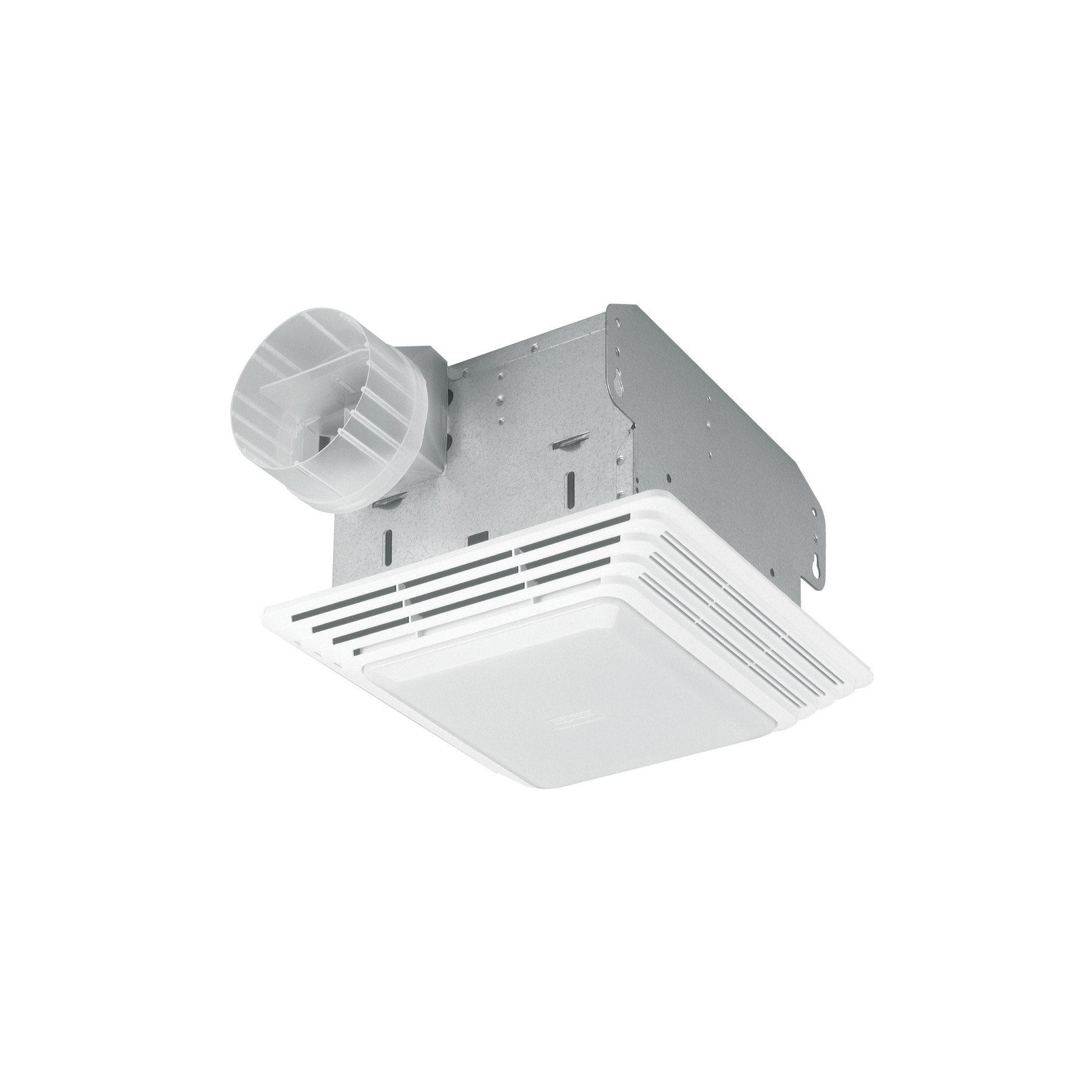 NuTone 20N 20 CFM Ventilation Fan with Incandescent Light for ...