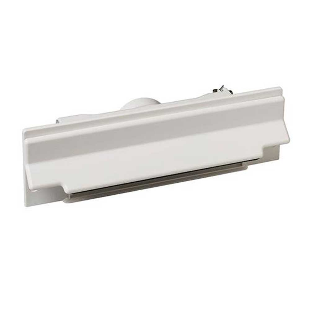 CanSweep® Automatic Inlet for Central Vacs, in White