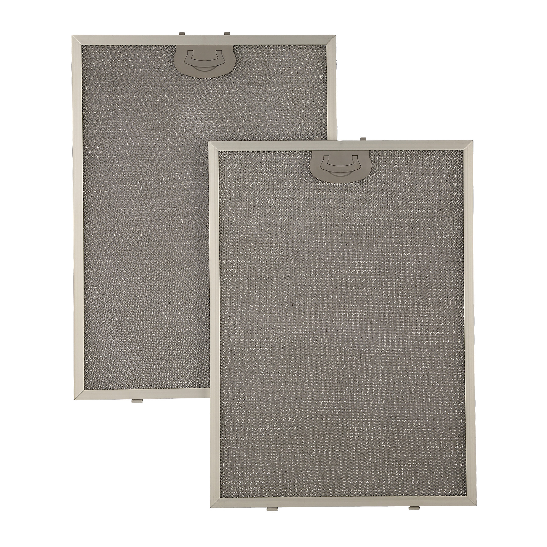 Aluminum Replacement Grease Filter with Antimicrobial Protection for 30-Inch QP1 Series