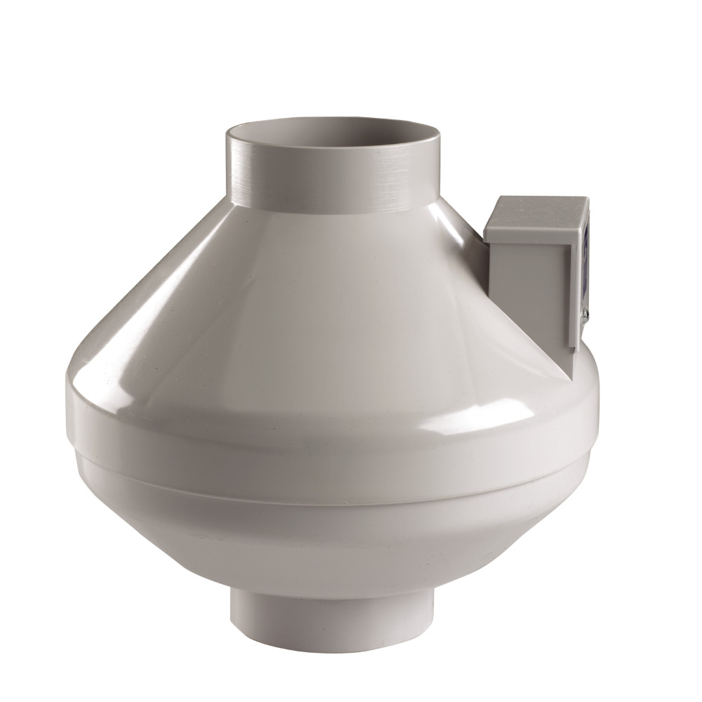 Ventilation Fan W 4 Inch Duct 110 Cfm