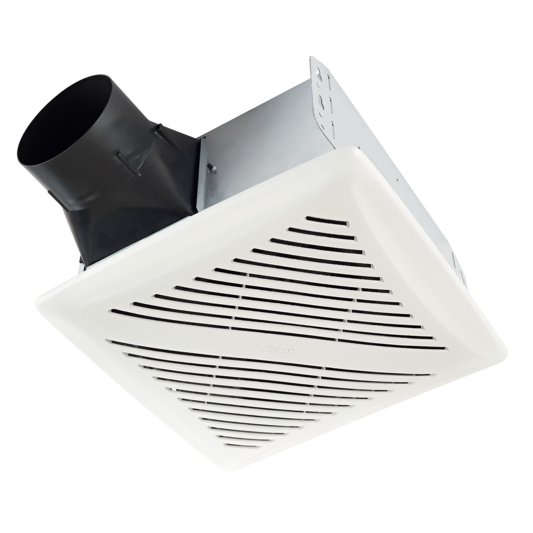 Ae50110dcs Broan Humidity Sensing Bathroom Exhaust Fan Energy Star 50 110 Cfm