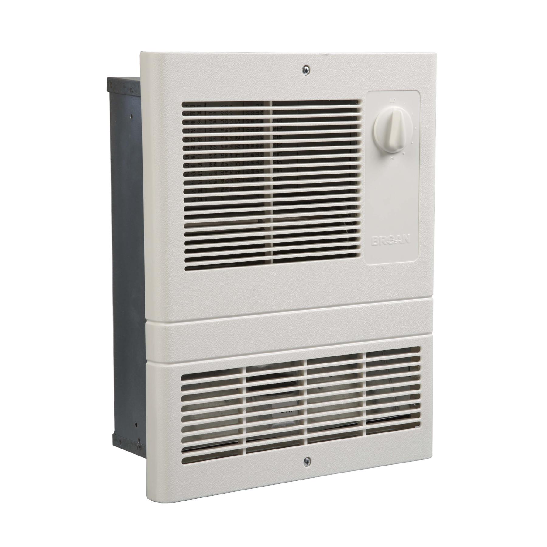 Broan Nutone Attic Fan Thermostat Control
