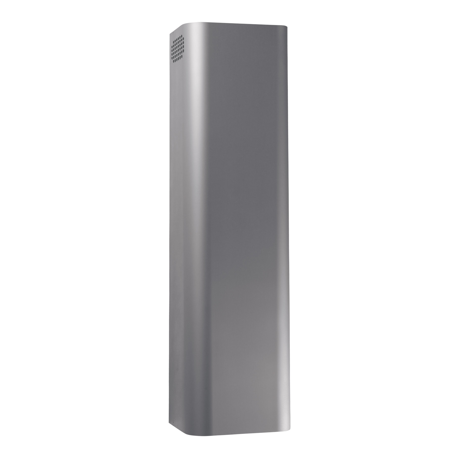 Optional Non-Ducted Flue Extension for E54000 in Stainless Steel