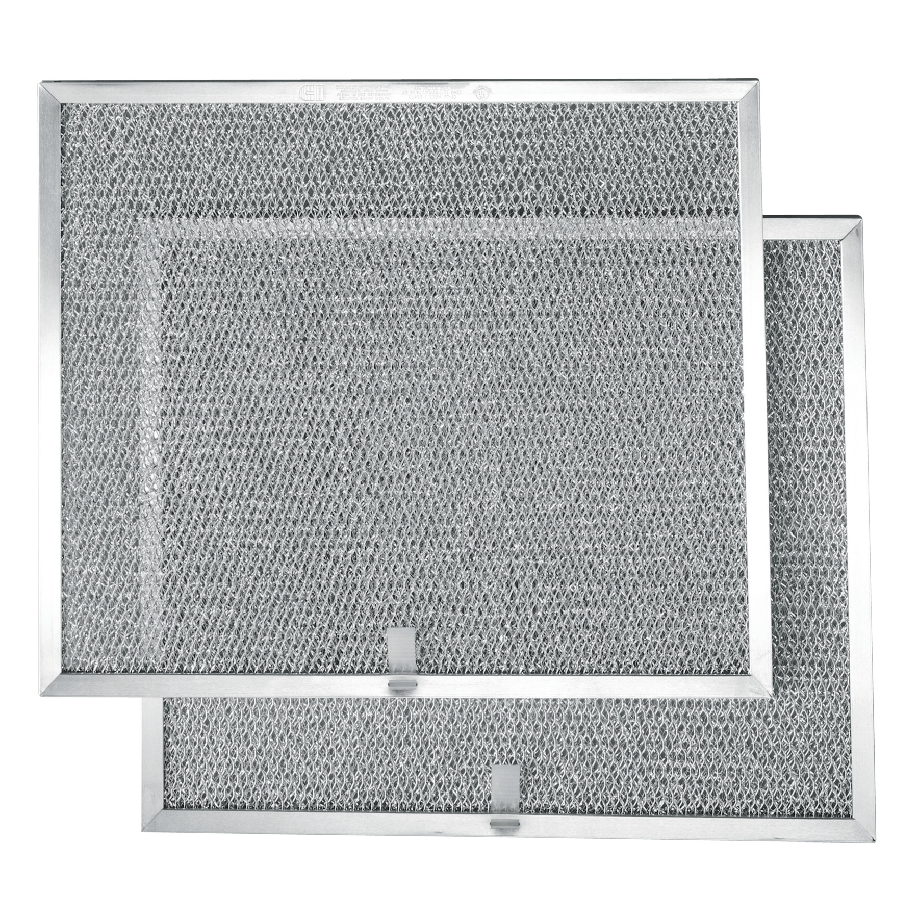 Aluminum Mesh Range Hoods Filter BPS1FA36 By Primeswift Replacement for Filter 1172774 99010300,2 Pack