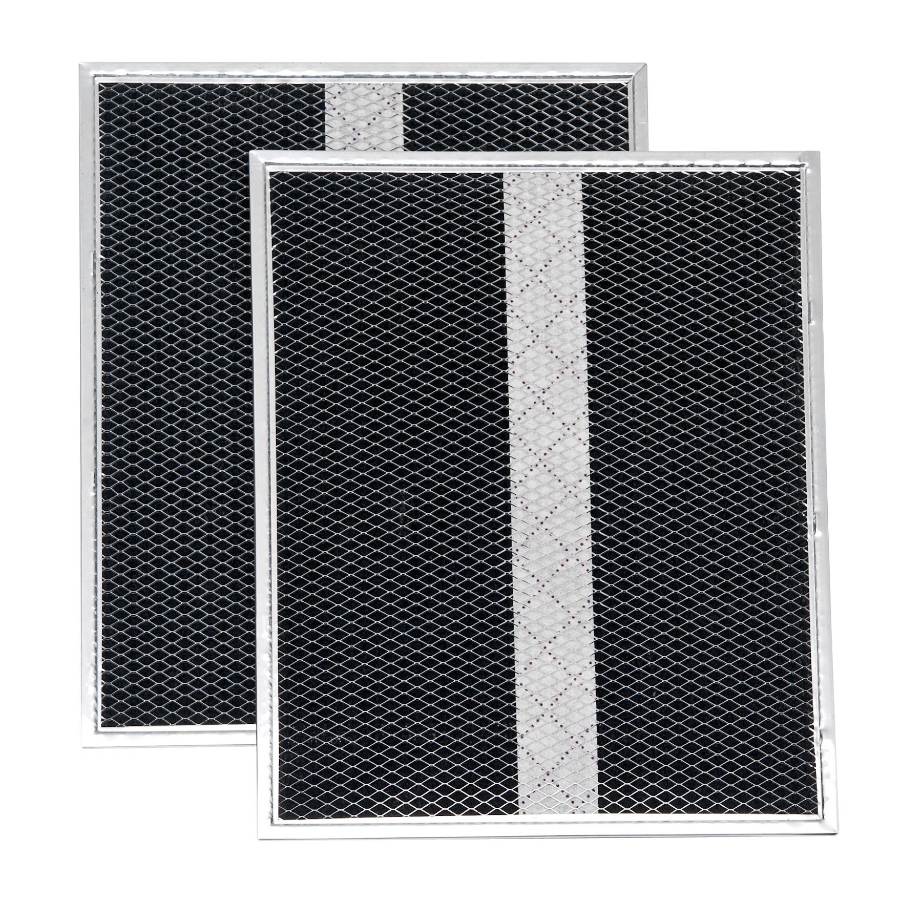 American Metal Carbon Range Hood Filter 10 7//16 x 11 7//16 x 3//8
