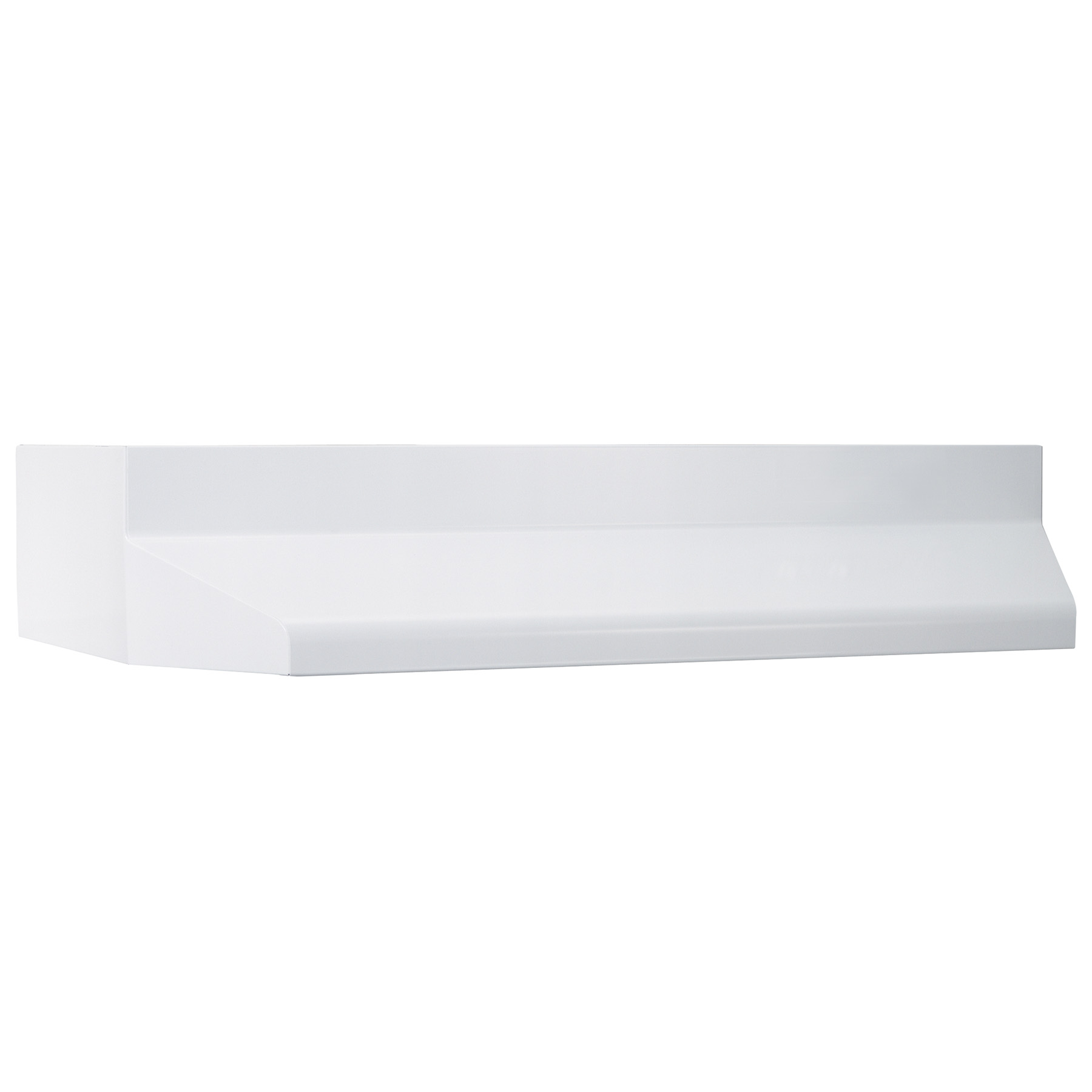 Broan® 37000 Series 24-Inch Range Hood Shell in White