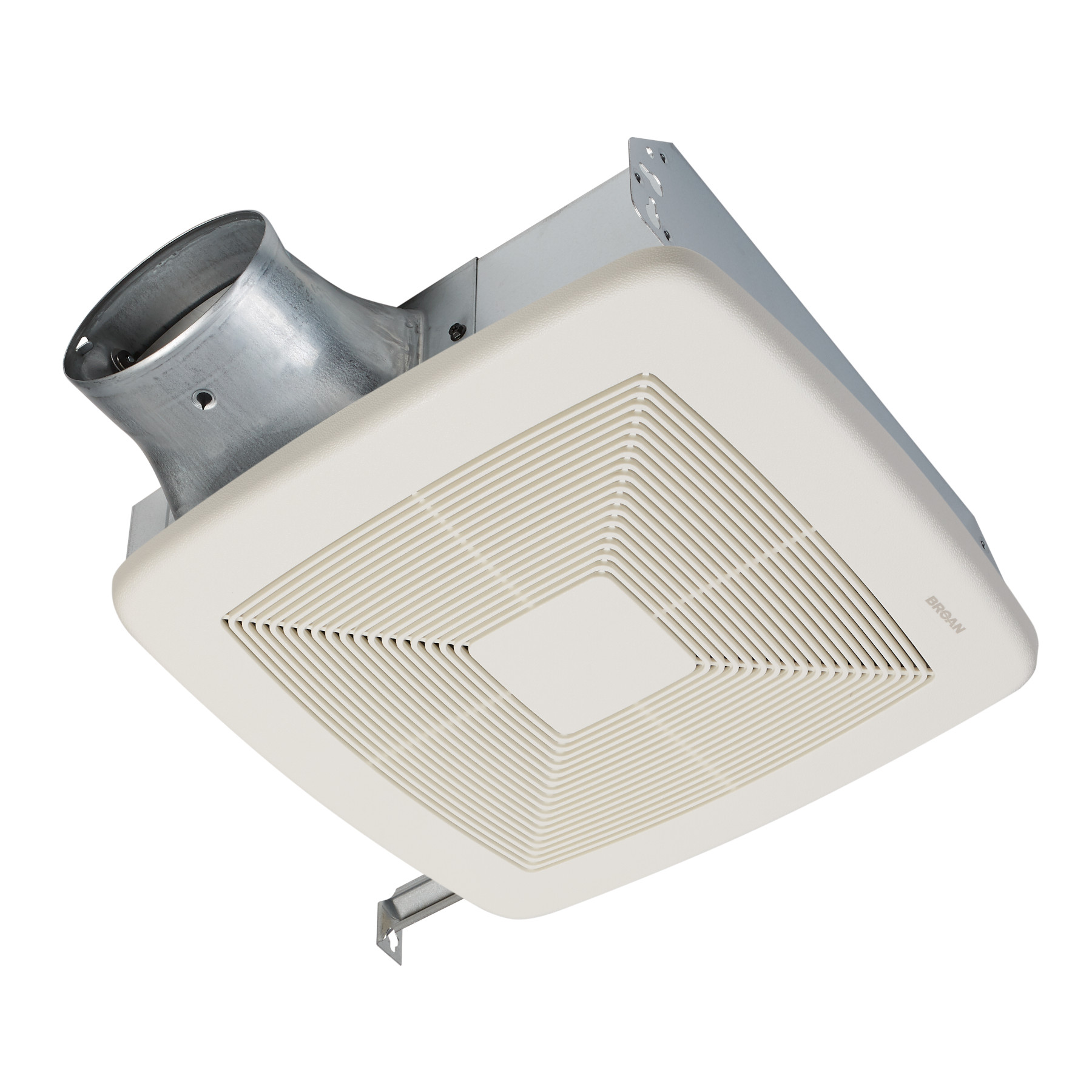 Broan® Lo-Profile 50/80/100 Selectable CFM Bathroom Exhaust Vent Fan, ENERGY STAR®