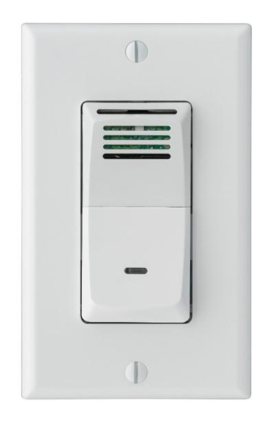 P82W Humidity-Sensing Wall Control