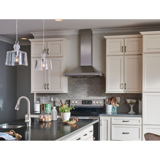 Wall-Mount Chimney Range Hoods