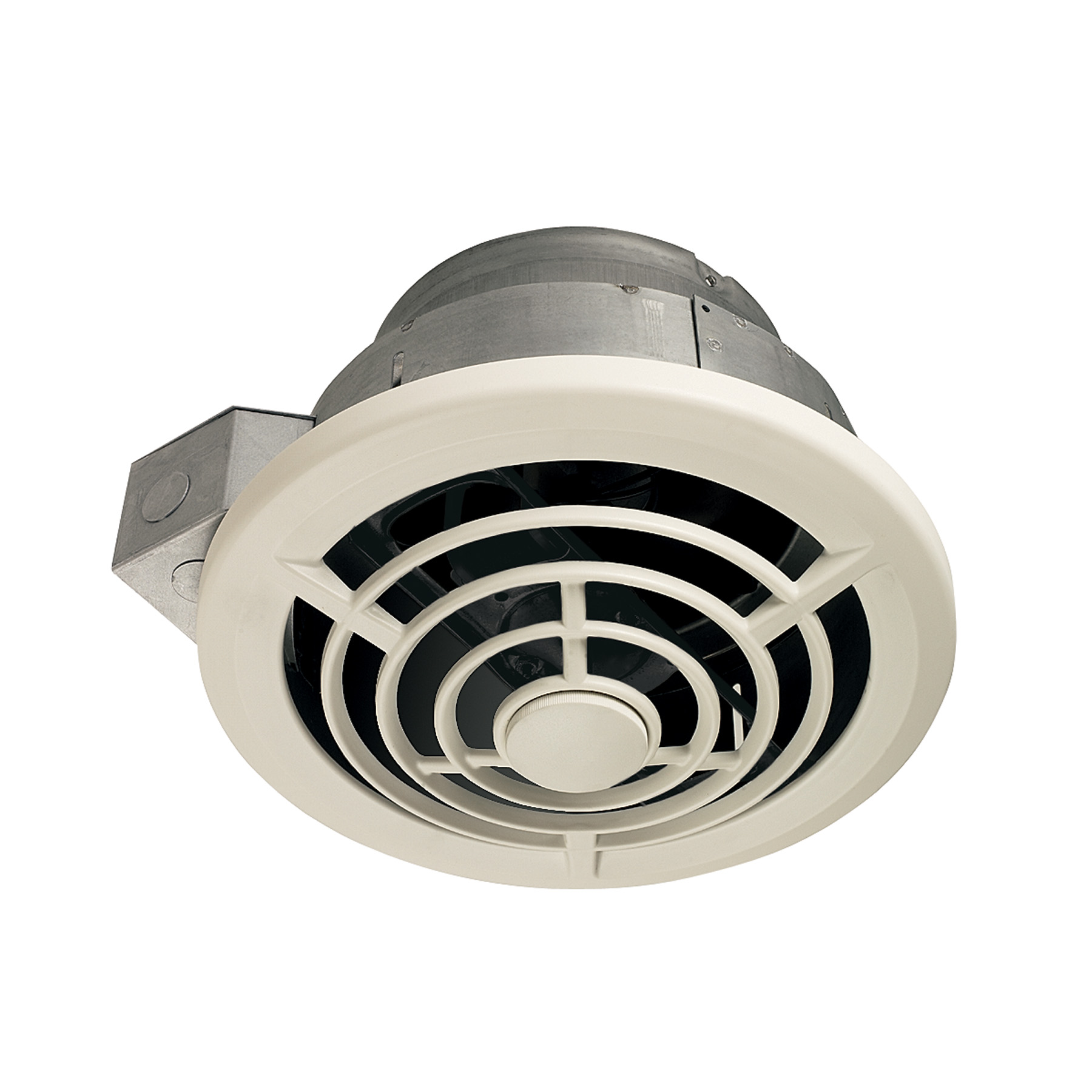 NuTone® Ceiling Mount Utility Ventilation Fan w/ Vertical Discharge, 210 CFM