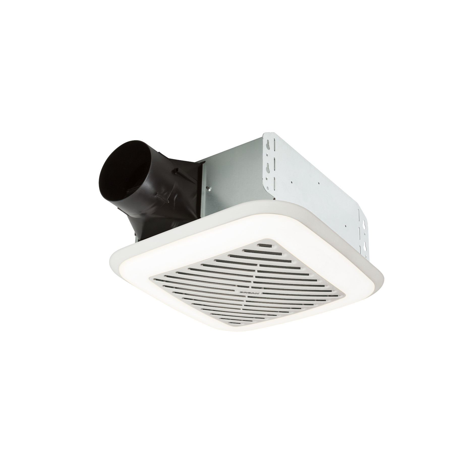 Broan® 110 CFM Ventilation Fan with Soft Surround LED Lighting Technology, 1.5 Sones, ENERGY STAR®