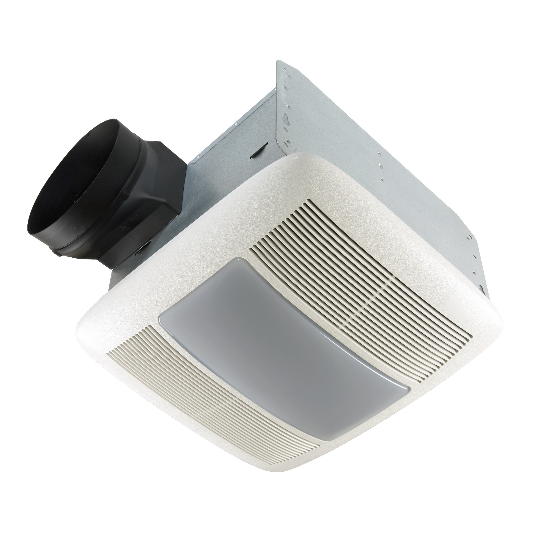 Qtxen110flt Nutone U00ae 110 Cfm Ventilation Fan  Light With