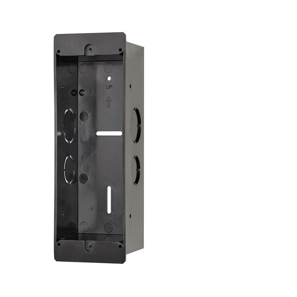 Knock Video Doorbell flush mount box