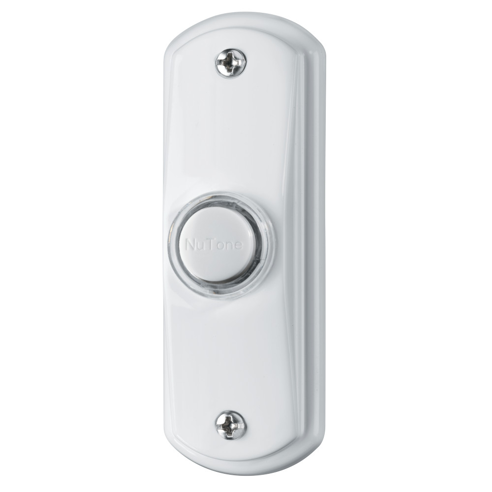 PB53LWH Doorbell Pushbutton