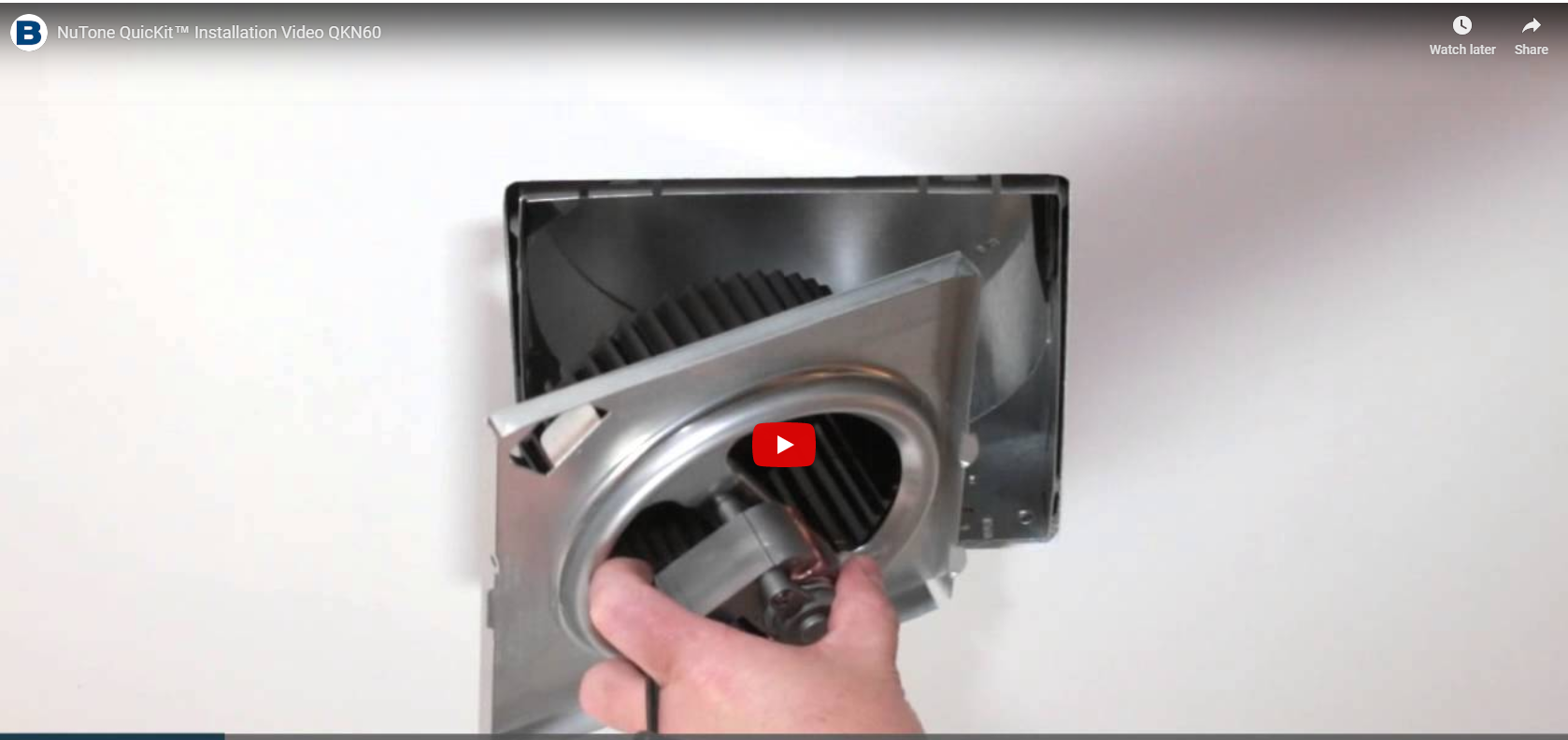 How to Install Your New Fan Kit