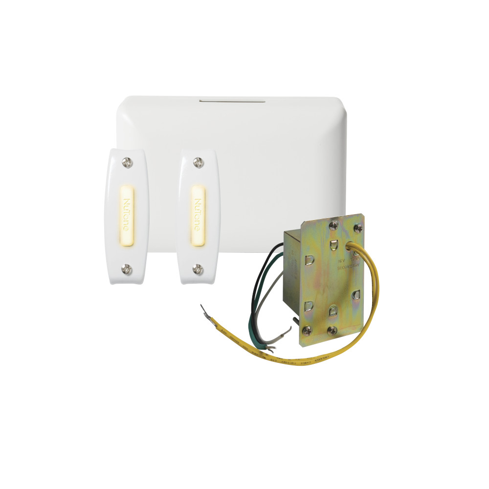 BK242LWH Builder Kit Doorbell