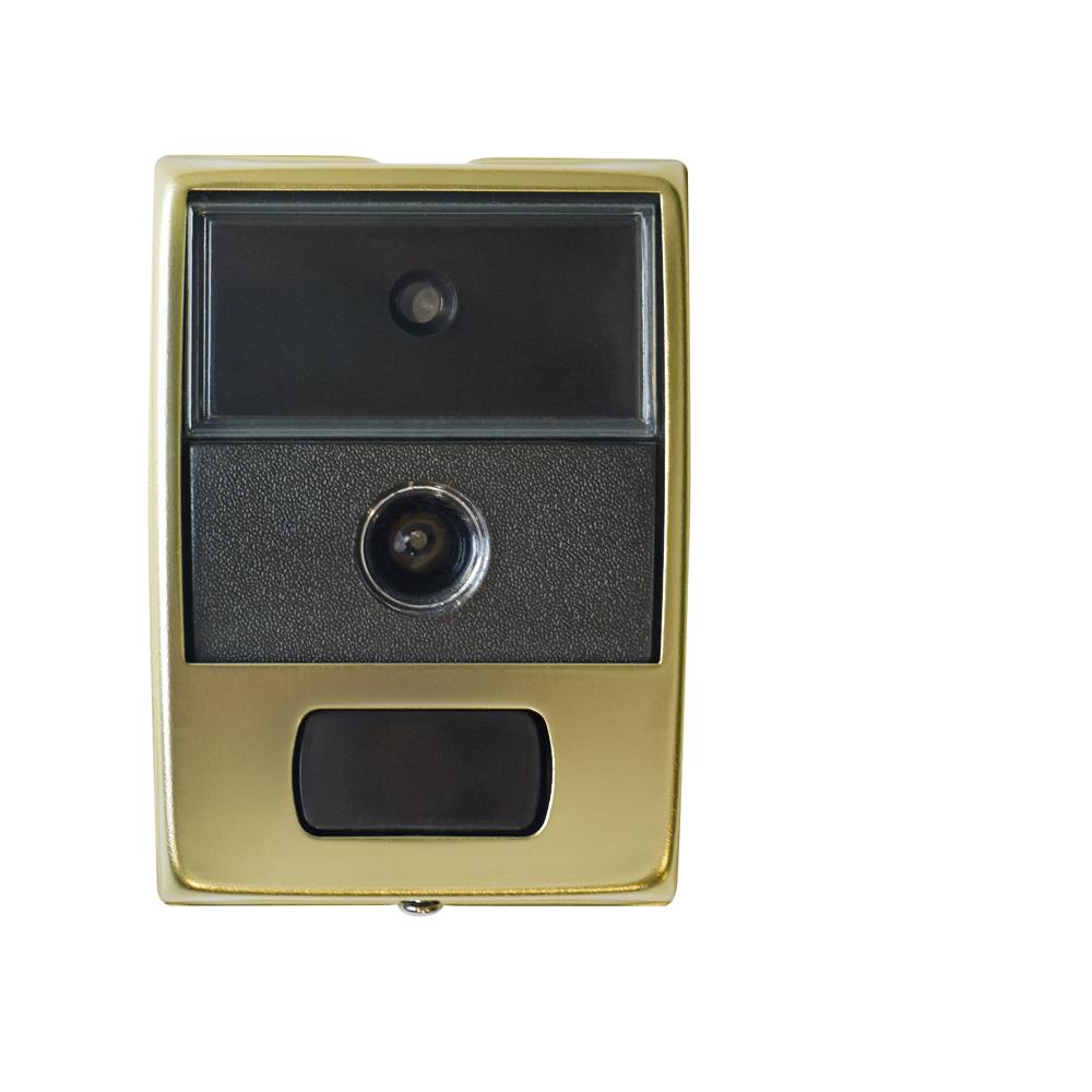 MCV309NWHGL mechanical thru-door doorbell