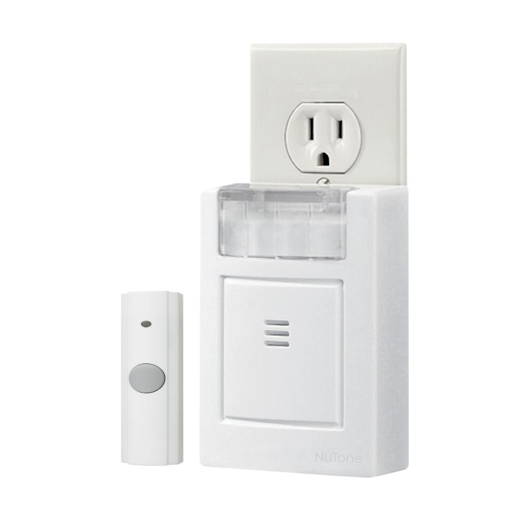LA224WH Plug-In Doorbell