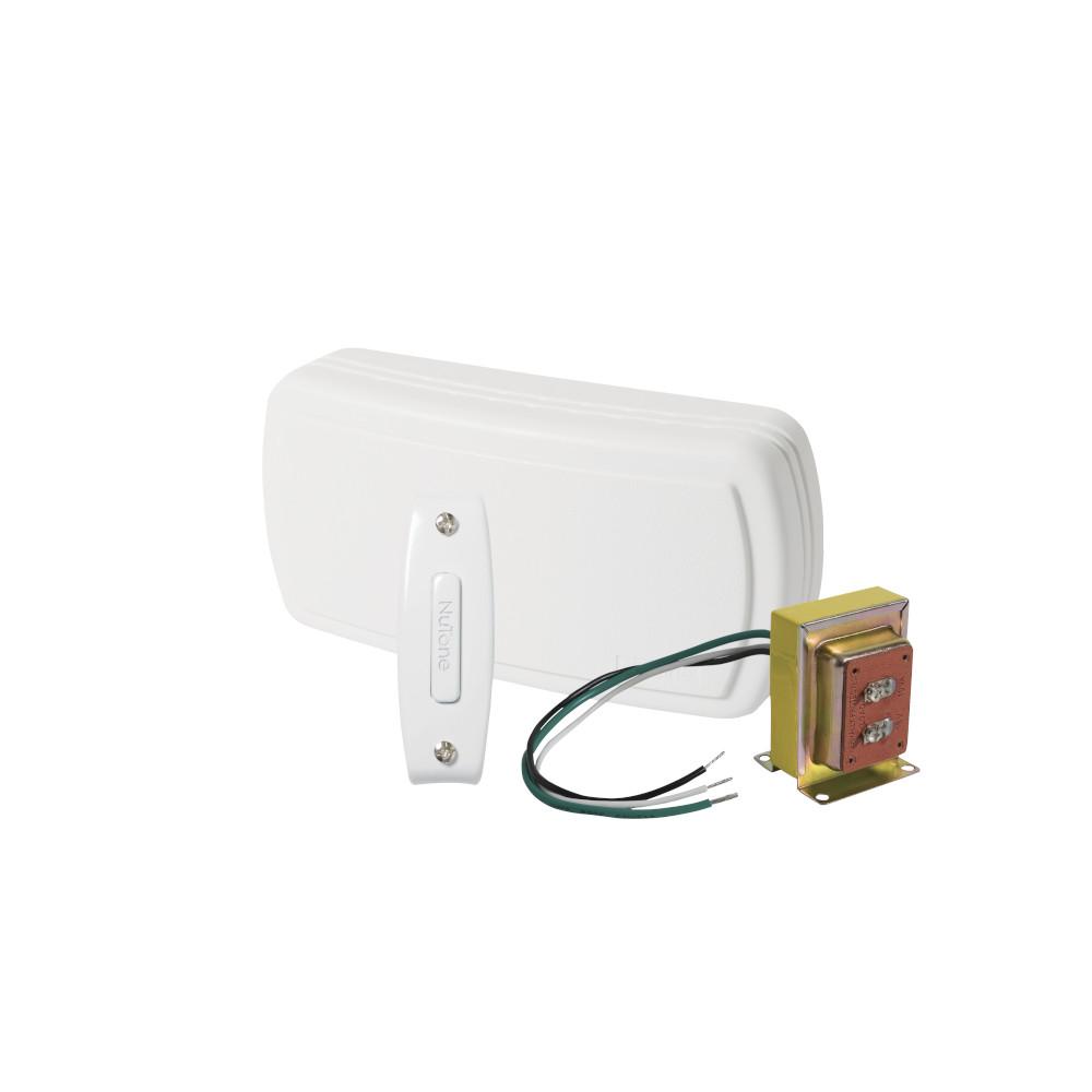 BK110NBWH Builder Kit Doorbell