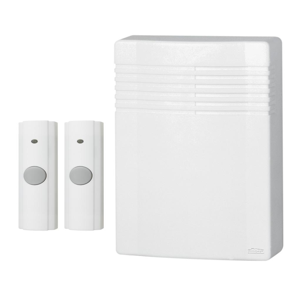 LA542WH Wireless Doorbell